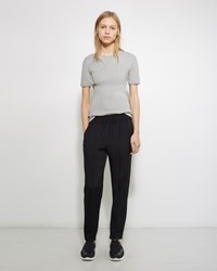 3.1 Phillip Lim Silk Pull On Trouser Black