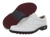 Ecco Tour Hybrid Wingtip White Brick Men's Golf Shoes