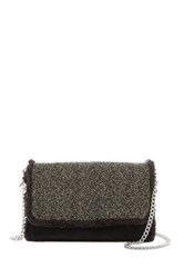 Ugg Florence Foldover Suede Clutch Brown
