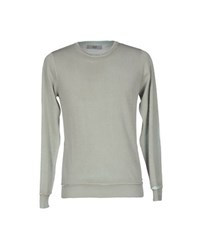 Liu Jo Jeans Knitwear Jumpers Men Light Grey