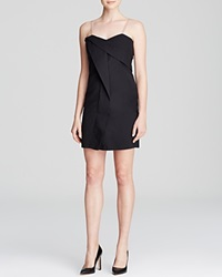 Marc By Marc Jacobs Dress Summer Cotton Fold Drape Black