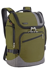 Briggs And Riley 'Excursion' Backpack Green