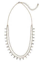Women's Bp. Crystal Layer Necklace