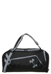 Under Armour Sports Bag Black Steal
