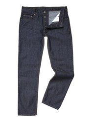 Label Lab Fulton Straight Leg Denim Jean Indigo