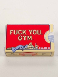 Fuck You Gym Soap