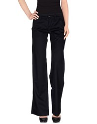 Murphy And Nye Trousers Casual Trousers Women Dark Blue