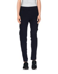 Capobianco Trousers Casual Trousers Women Dark Blue
