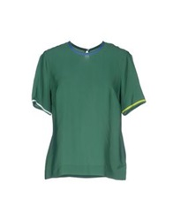 Paul Smith Blouses Green