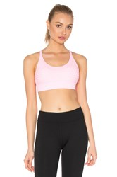 Lorna Jane Bondi Sports Bra Pink