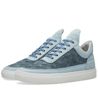 Filling Pieces Low Top Sneaker Blue
