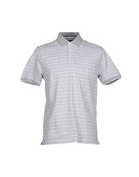 Bramante Topwear Polo Shirts Men Light Grey