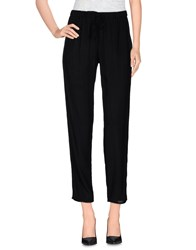 Suncoo Trousers Casual Trousers Women Black