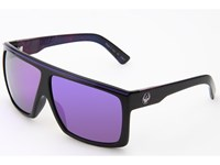 Dragon Alliance Fame Purple Nebula Purple Ion Sport Sunglasses Black
