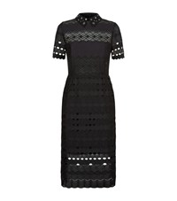 Sandro Radiance Pencil Dress Female Black
