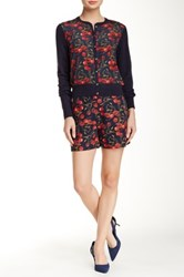 Ted Baker Golley Printed Short Blue