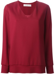 Golden Goose Deluxe Brand 'Meryl' Sweatshirt Red