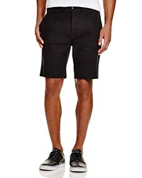 Paul Smith Jeans Standard Fit Shorts Black