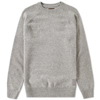 Barbour Staple Crew Neck Grey