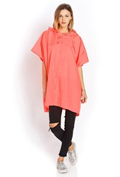 Forever 21 High Wattage Travel Poncho