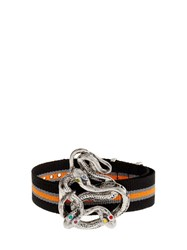 Gabriele Frantzen Snake Candy Bracelet Orange Multi