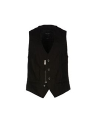 Guess By Marciano Vests Black
