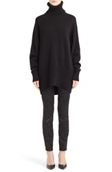 Women's Dolce And Gabbana Turtleneck Cashmere Sweater