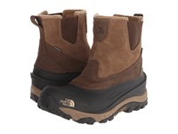 The North Face Chilkat Ii Pull On Demitasse Brown Sepia Brown Men's Cold Weather Boots Tan