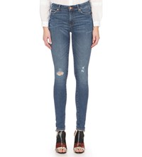 Mih Jeans Bodycon Skinny High Rise Jeans Chino