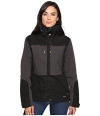 Fjall Raven Keb Jacket Black Women's Coat