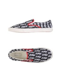 Bucketfeet Low Tops And Trainers Steel Grey