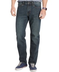 Izod Regular Fit Jeans Pacific Wash