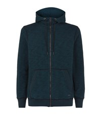 Boss Orange Ztarta Zip Up Hoodie Male Green