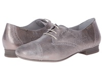 Mephisto Roxane Dark Taupe Old Vintage Women's Shoes Gold