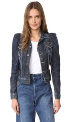 Dsquared Jean Jacket Blue