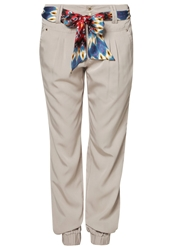 Morgan Paviso Trousers Beige