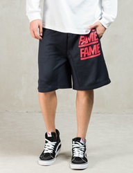 Hall Of Fame Navy 2 Peat Shorts
