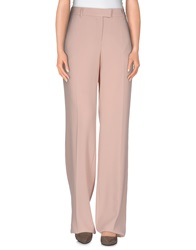 Moschino Cheap And Chic Moschino Cheapandchic Casual Pants Skin Color