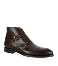 Magnanni Vidal Double Buckle Boot Male