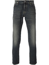Mauro Grifoni Slim Fit Jeans Blue