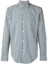 Our Legacy '1950'S' Shirt Blue