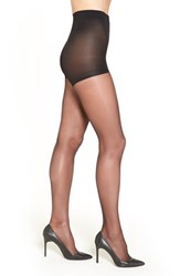 Nordstrom Plus Size Women's Control Top Pantyhose Black