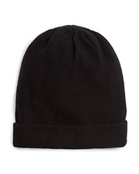 The Men's Store At Bloomingdale's Wool Cashmere Slouch Beanie Black