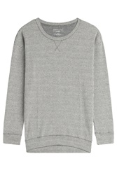 Majestic Cotton Pullover With Cashmere And Silk Gr. 1
