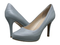 Rockport Seven To 7 High Color Block Pump Dusty Azure Suede Pearlized Women's Shoes Blue