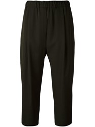 Damir Doma 'Poe' Trousers Green