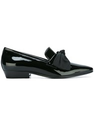 Saint Laurent 'Deven' Loafers Black