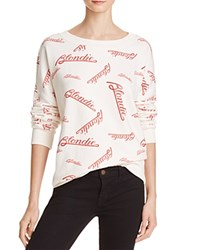 Eleven Paris Blondie Sweatshirt Gardenia