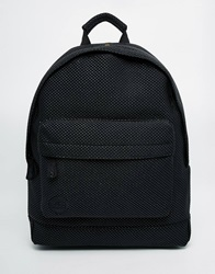 Mi Pac Mesh Backpack Black