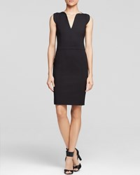 French Connection Dress Lolo Stretch Classics Black